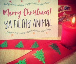 Our Christmas cards on Coupon Mama