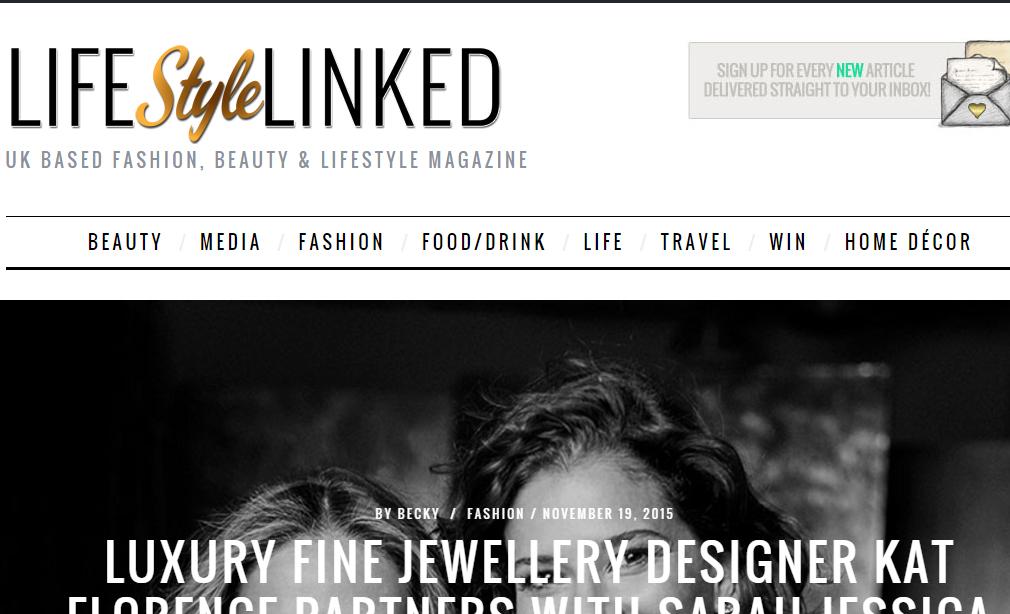 Online Magazine Editor: LifestyleLinked.com
