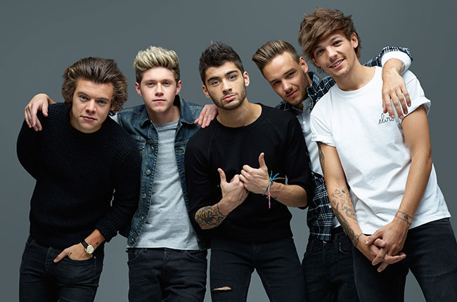 One Direction Hardback Annual
